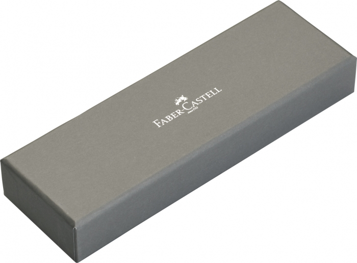 Set Stilou + Pix Grip 2011 Argintiu Faber-Castell 1