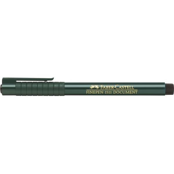 Liner 0.4 mm Finepen 1511 Faber-Castell [2]