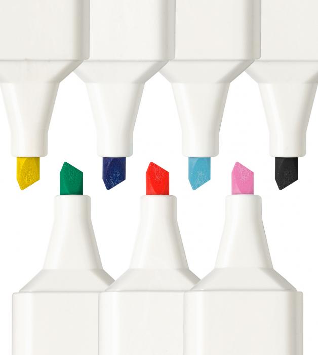 Marker Textil Roz Faber-Castell [4]