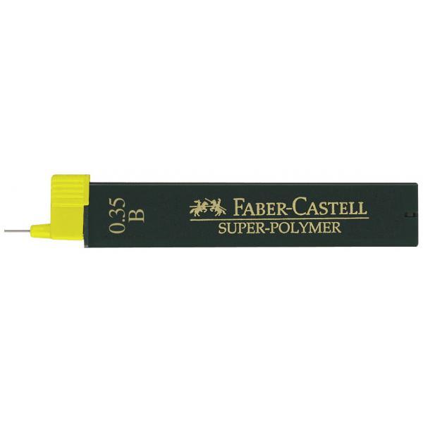 Mina Creion 0.35 mm Super-Polymer Faber-Castell [0]