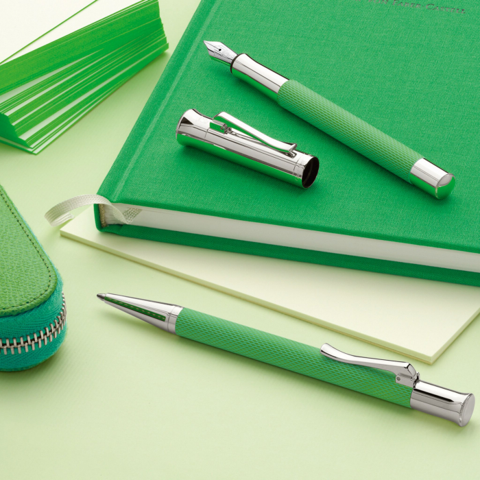 Pix Guilloche Viper Green Graf Von Faber-Castell [4]