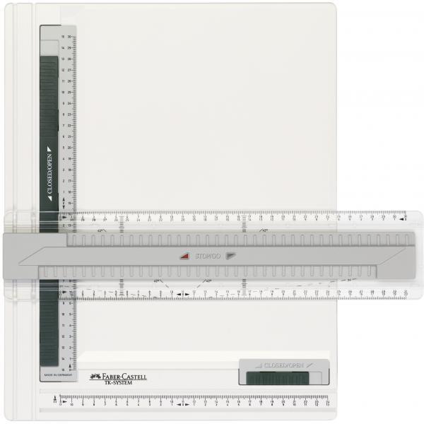 Planseta Proiectare A4 Tk-System Faber-Castell [0]