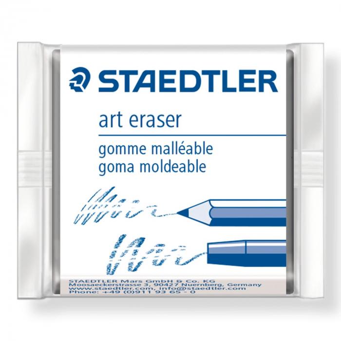 Radiera Arta si Grafica Karat Staedtler 0