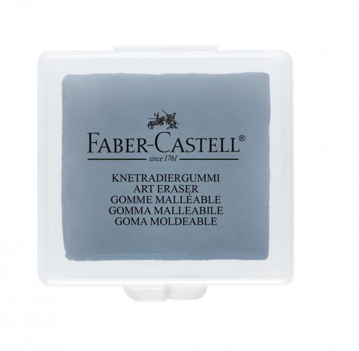 RADIERA ARTA SI GRAFICA GRI Faber-Castell [0]