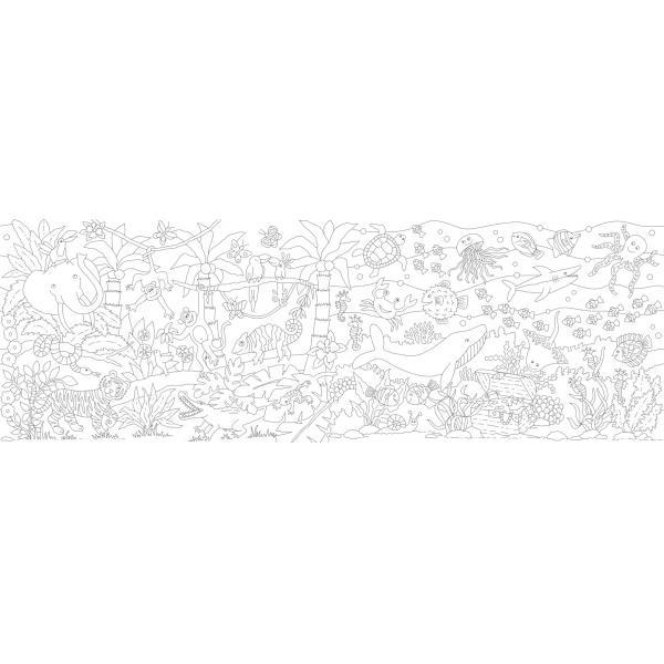 Rola Adeziva 3.2m Motive Pentru Desen Faber-Castell 3