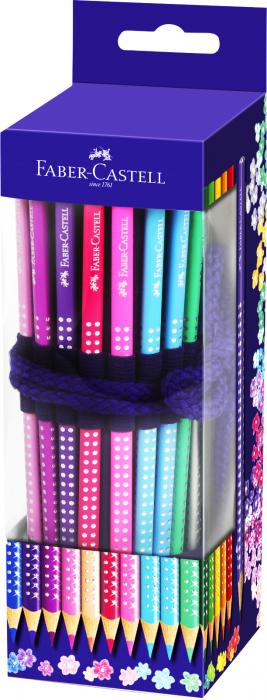 Rollup 20 creioane colorate Sparkle +1 Creion Sparkle + accesorii Faber-Castell [0]