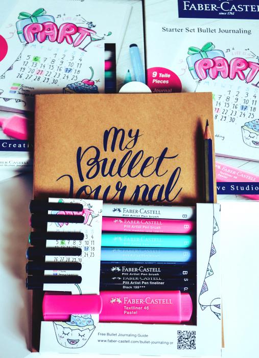 Set Bullet Journaling 9 Buc Faber-Castell [1]