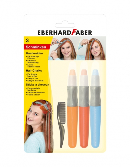 SET COLORARE PAR CREIOANE BASIC + PIEPTANE EberhardFaber [0]