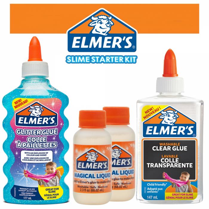 Set Elmers Starter Slime Blue [0]
