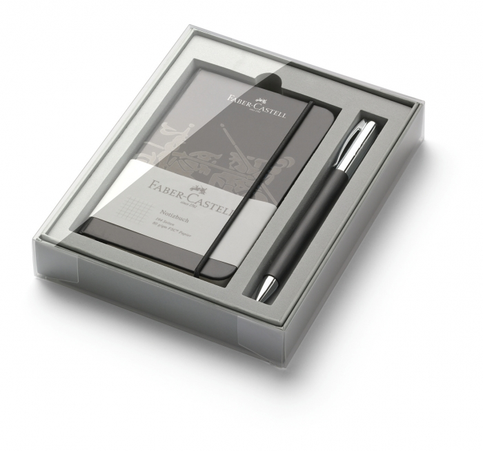 Set Promo Pix Ambition Precious Resin + Agenda A6 Faber-Castell 0