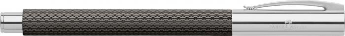 Set Promo Stilou Ambition OpArt Black Sand + Agenda A6 Faber-Castell 2