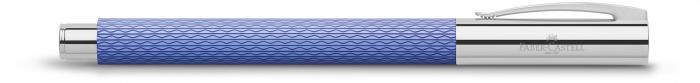 Set Promo Stilou Ambition OpArt Blue Lagoon + Agenda A6 Faber-Castell [2]