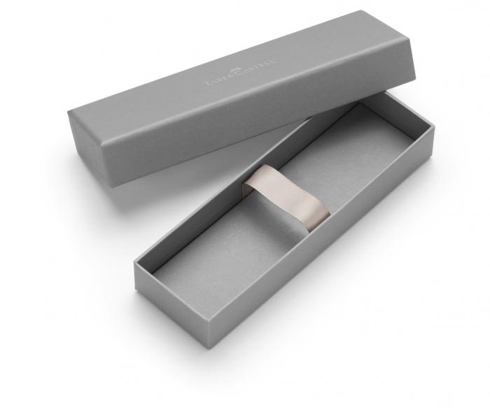 Set Stilou + Pix Loom Gunmetal Shiny Faber-Castell [1]