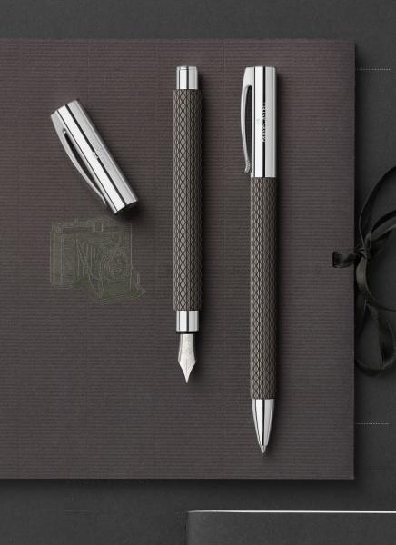 Stilou Ambition Opart Black Sand Faber-Castell [4]