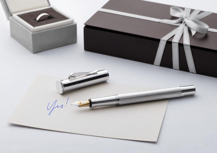 Stilou Classic Platinum Graf Von Faber-Castell 2