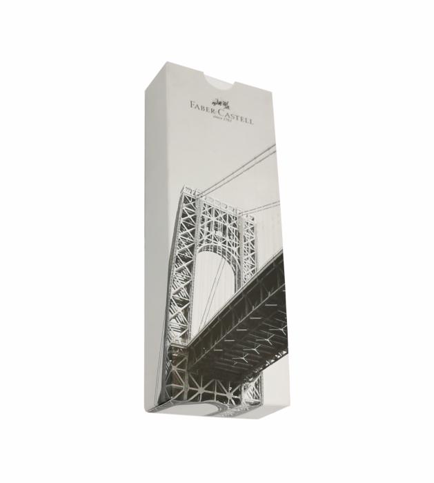 Stilou E-Motion Pure Black Faber-Castell [3]