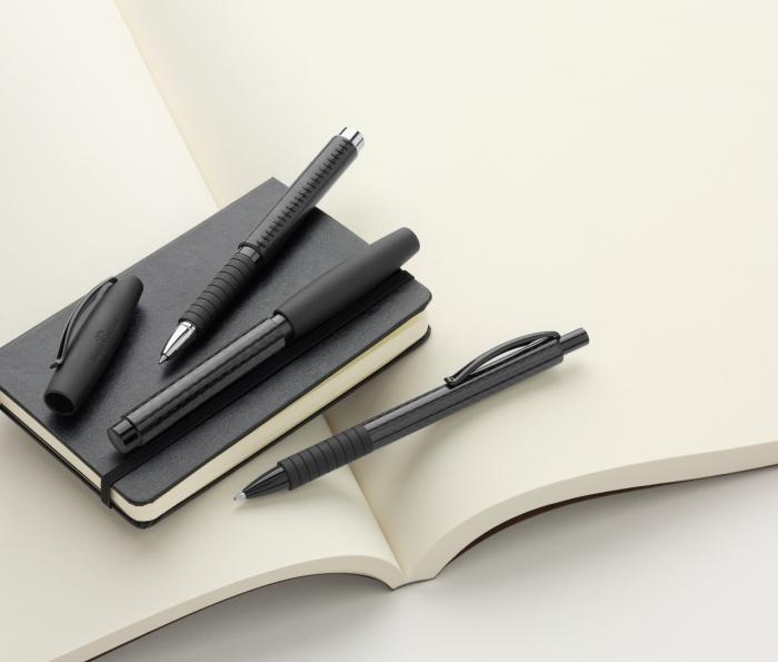 Stilou Essentio Black Carbon Faber-Castell 4