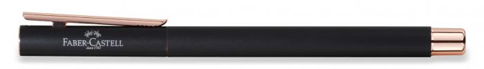 Stilou Neo Slim Metal Black Rosegolden Faber-Castell 1