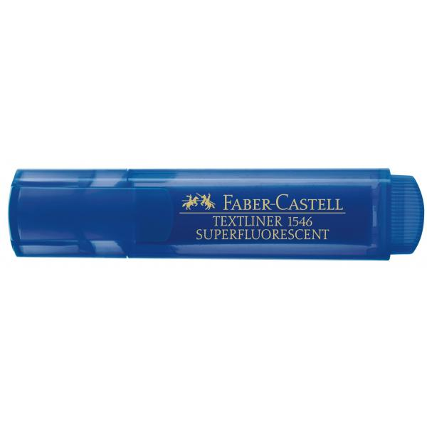 Textmarker Superfluorescent 1546 Faber-Castell (in 7 variante de culoare) 2
