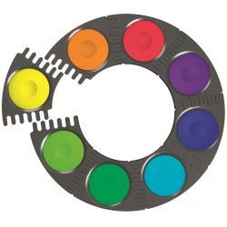 Acuarele 24 Culori Connector Faber-Castell2