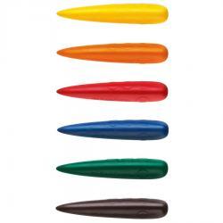 Creioane Cerate Degete Faber-Castell [1]