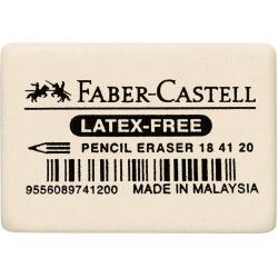 Radiera Creion 7041-20  40 x 27 x 13 mm Faber-Castell0