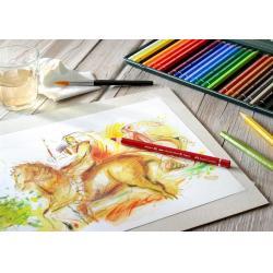 Creioane Colorate 24 Culori A.Durer Magnus Cutie Metal Faber-Castell1