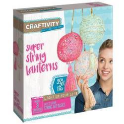 Set Craftivity Lampi Cu Fir Faber-Castell0
