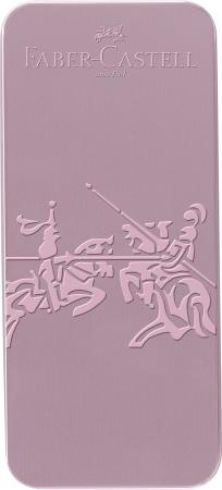 Set Stilou + Pix Grip 2010 Rose Faber-Castell [1]