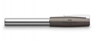 Stilou Loom Metalic Gri Faber-Castell1