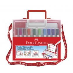 Set Wonder Whiteboard Faber-Castell0