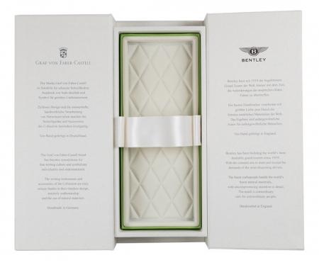Roller Bentley White Satin Graf Von Faber-Castell2