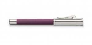 Stilou Guilloche Violet Blue Graf Von Faber-Castell2