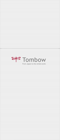 ABT Dual Brush Pen Secundary Colours - set 18 culori Tombow2