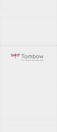 ABT Dual Brush Pen Primary Colours - set 18 culori Tombow7