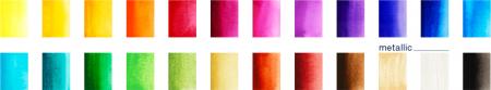 Acuarele 24 Culori Creative Studio Faber-Castell [2]