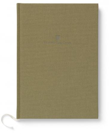 Agenda A5 Olive Green Graf Von Faber-Castell0