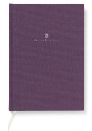 Agenda A5 Violet Blue Graf Von Faber-Castell [0]