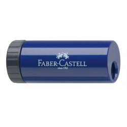 Ascutitoare Plastic Simpla Cu Container Faber-Castell0