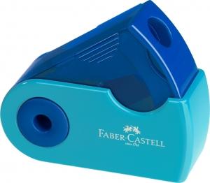 Ascutitoare Plastic Simpla Sleeve-Mini Pastel Faber-Castell0