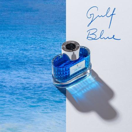 Calimara Cerneala Gulf Blue 75 ml Graf von Faber-Castell5