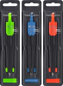 Compas College Mic Ø 360 mm Faber-Castell (3 variante de culoare)0