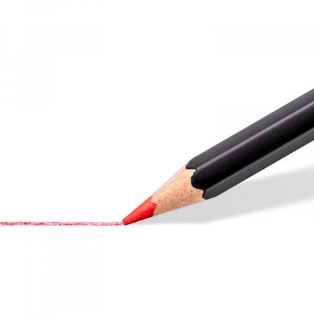 Creioane Colorate 12 Culori SUPER SOFT Cutie Carton STAEDTLER [2]
