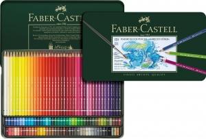 Creioane Colorate Acuarela A.Durer 120 culori, cutie metal Faber-Castell0