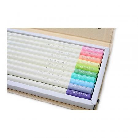 Creioane Colorate Irojiten Seascape 30 Culori Volum 7, 8, 9  Tombow [2]