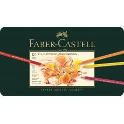 Creioane ColoratePolychromos 120 Culori, Faber-Castell [0]