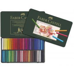 Creioane Pastel 60 Culori Polychromos Faber-Castell0