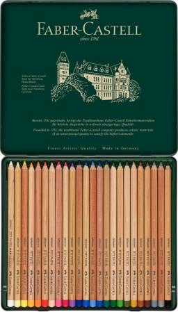 Creioane Pastel Pitt 24 Culori Faber-Castell [2]