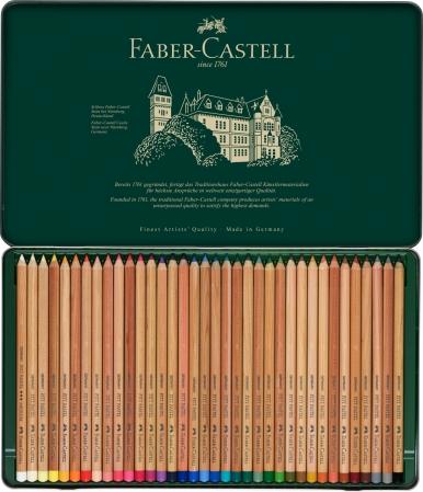 Creioane Pastel Pitt 36 Culori Faber-Castell2