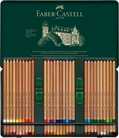 CREIOANE PASTEL PITT 60 CULORI Faber-Castell [2]